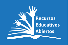 Logotipo global recursos educativos abiertos (REA)