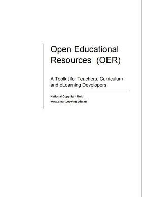Open Educational Resources (OER) toolkit